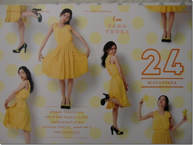 AKB48 Official 2016 Calendar (35)