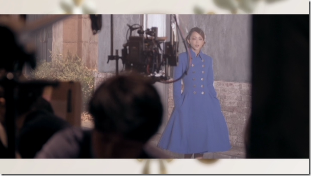Amuro Namie in making of Red Carpet (76)
