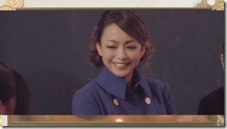 Amuro Namie in making of Red Carpet (82)