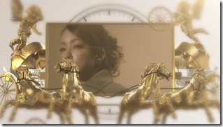 Amuro Namie in making of Red Carpet (86)