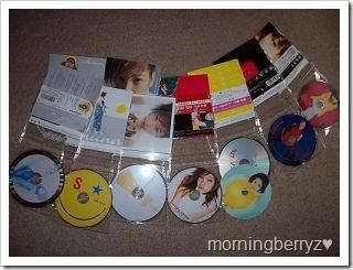 my Shiina Noriko single collection