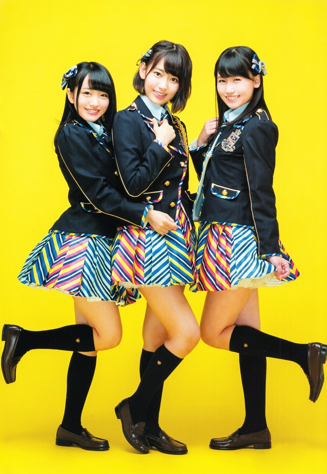 Nikkei BP Marketing AKB48 10th Anniversary Special Issue  (14)