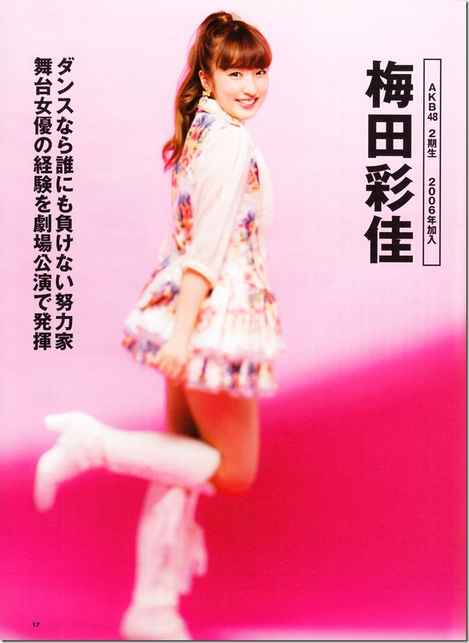 Nikkei BP Marketing AKB48 10th Anniversary Special Issue  (28)