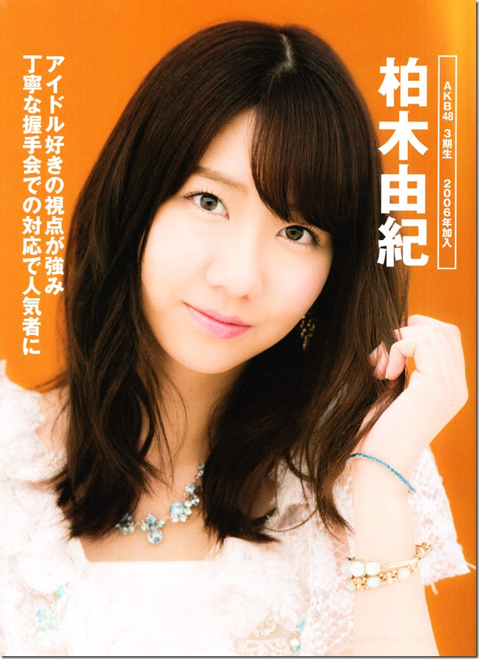 Nikkei BP Marketing AKB48 10th Anniversary Special Issue  (31)
