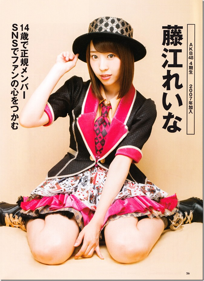 Nikkei BP Marketing AKB48 10th Anniversary Special Issue  (38)