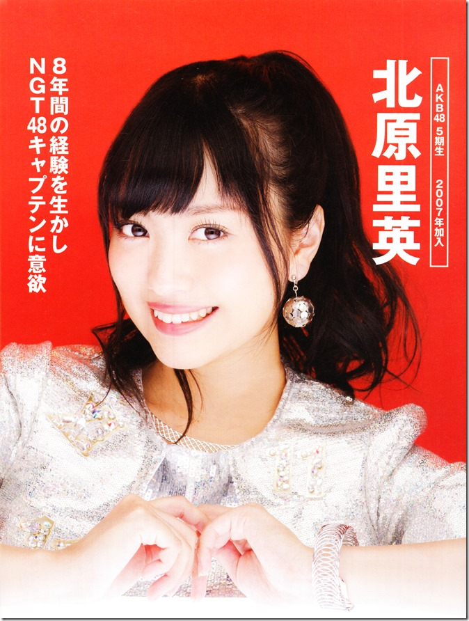 Nikkei BP Marketing AKB48 10th Anniversary Special Issue  (44)