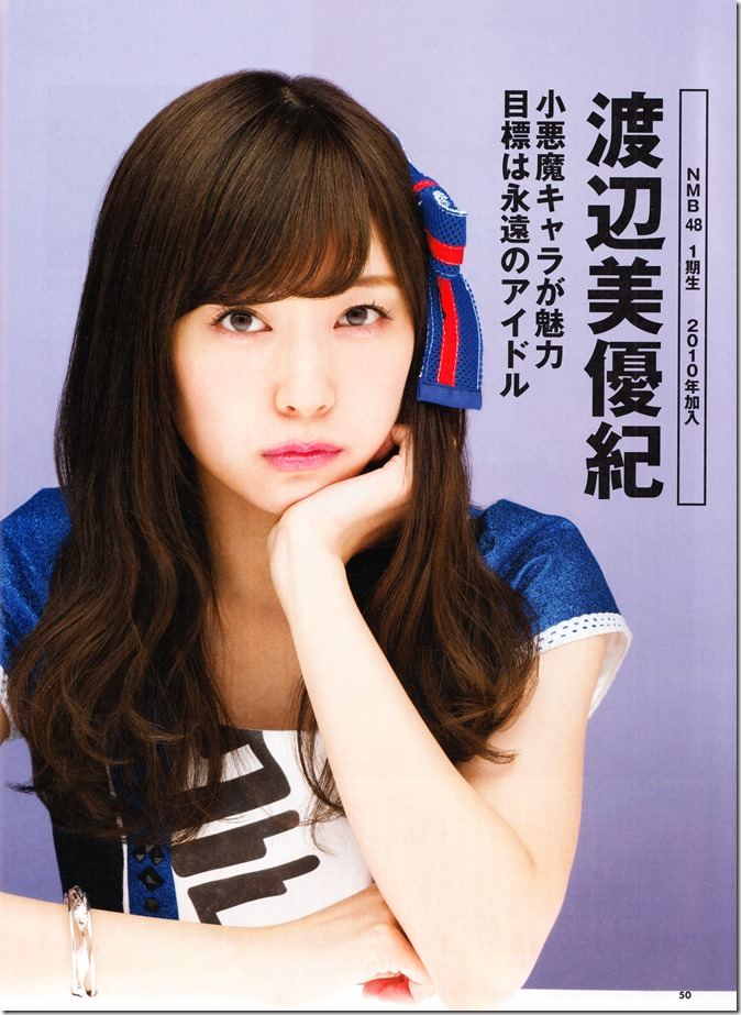 Nikkei BP Marketing AKB48 10th Anniversary Special Issue  (62)