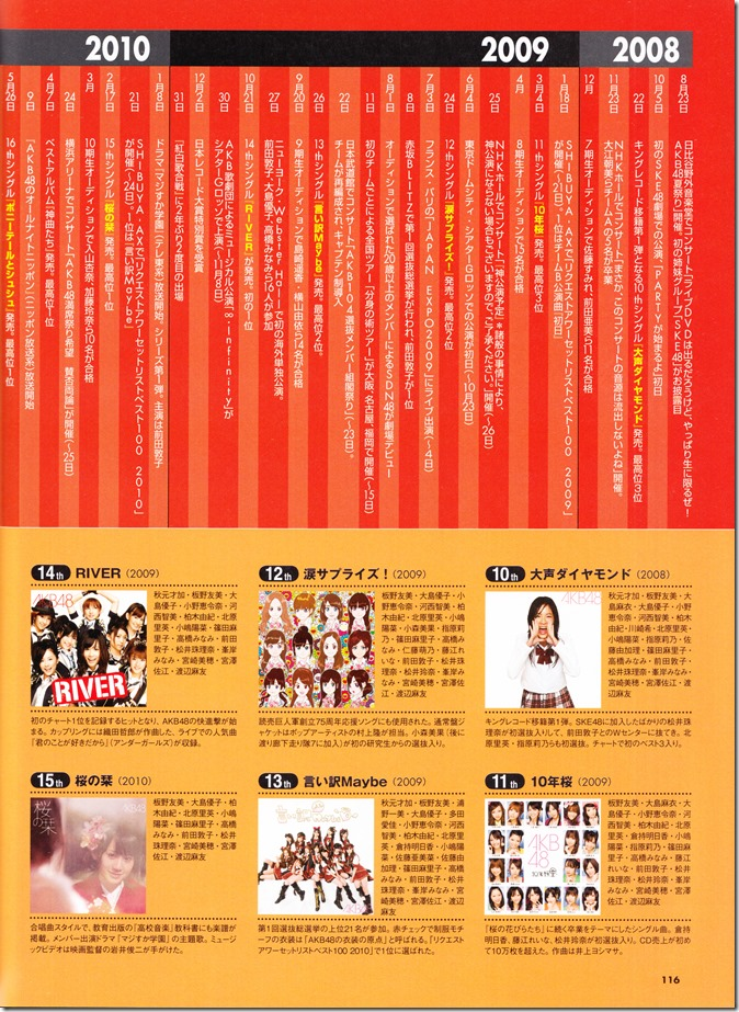Nikkei BP Marketing AKB48 10th Anniversary Special Issue  (6)
