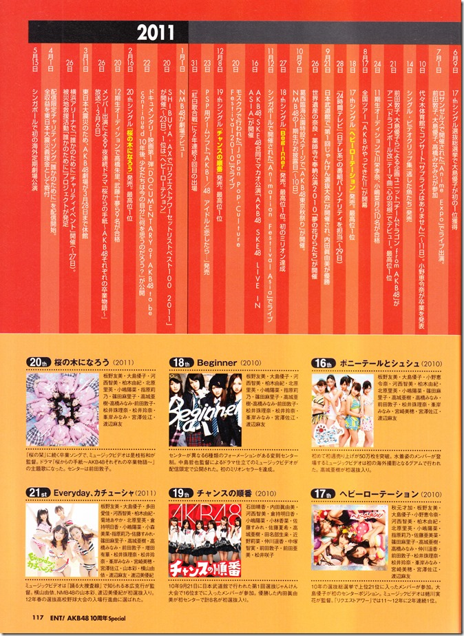 Nikkei BP Marketing AKB48 10th Anniversary Special Issue  (7)