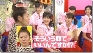 Berryz Koubou on Music Fighter, December 15th, 2006 (17)