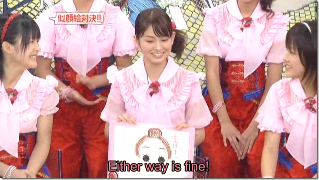 Berryz Koubou on Music Fighter, December 15th, 2006 (19)