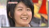Berryz Koubou on Music Fighter, December 15th, 2006 (1)