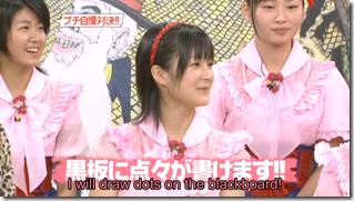 Berryz Koubou on Music Fighter, December 15th, 2006 (23)