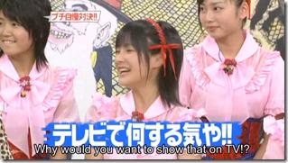 Berryz Koubou on Music Fighter, December 15th, 2006 (24)