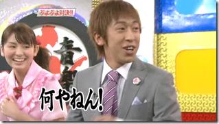 Berryz Koubou on Music Fighter, December 15th, 2006 (34)