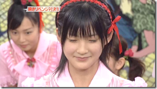 Berryz Koubou on Music Fighter, December 15th, 2006 (37)