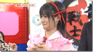 Berryz Koubou on Music Fighter, December 15th, 2006 (40)