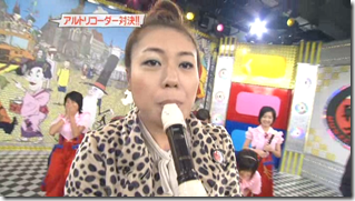 Berryz Koubou on Music Fighter, December 15th, 2006 (9)