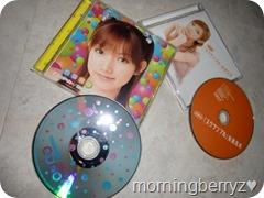 Gotou Maki Scramble & San Towa Mamii DVD singles