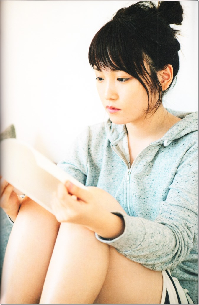 Kawaei Rina First Photo & Essay Book Kore Kara (100)