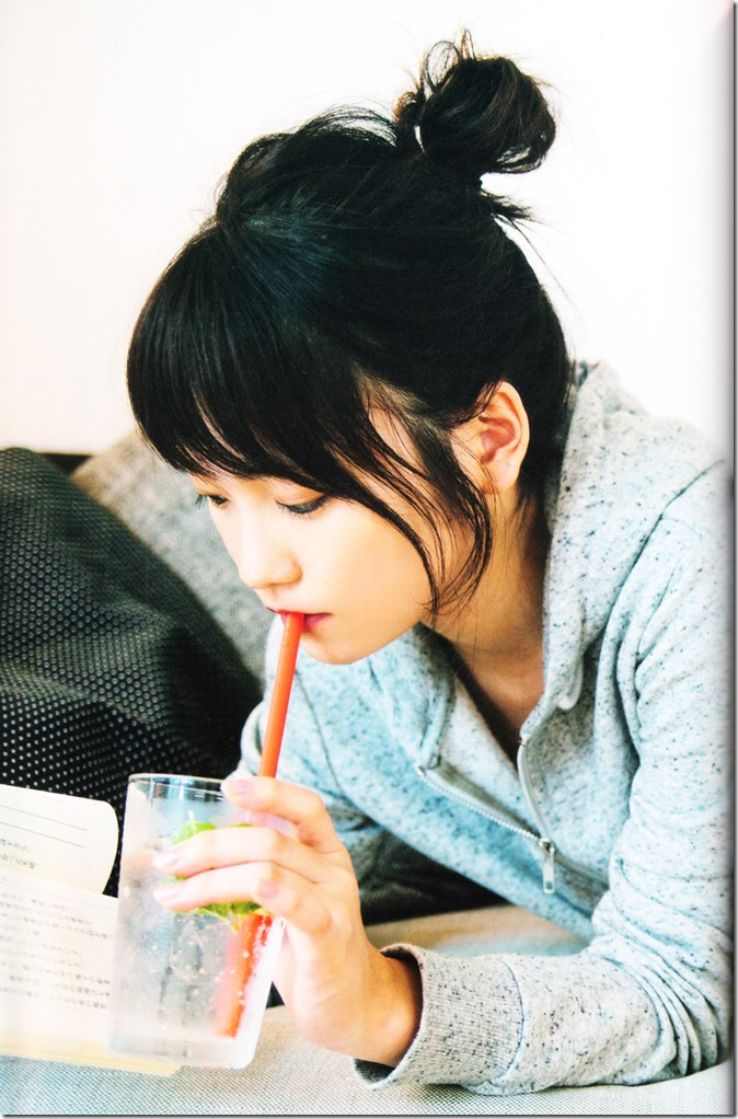 Kawaei Rina First Photo & Essay Book Kore Kara (103)