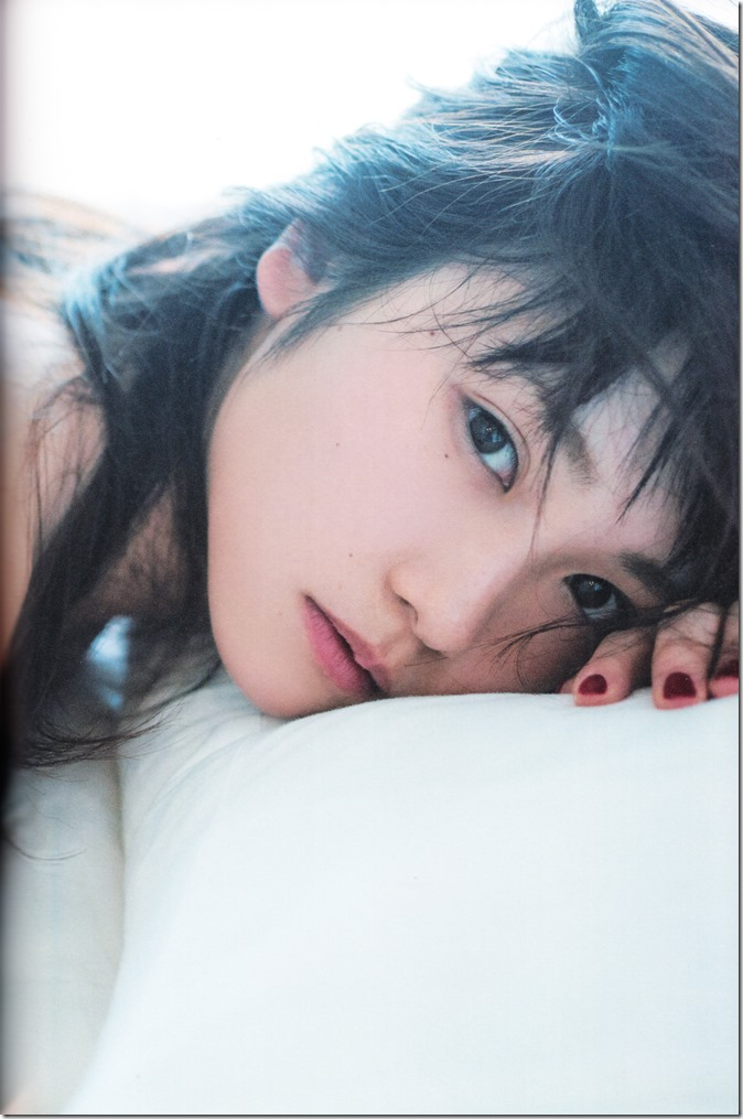 Kawaei Rina First Photo & Essay Book Kore Kara (112)