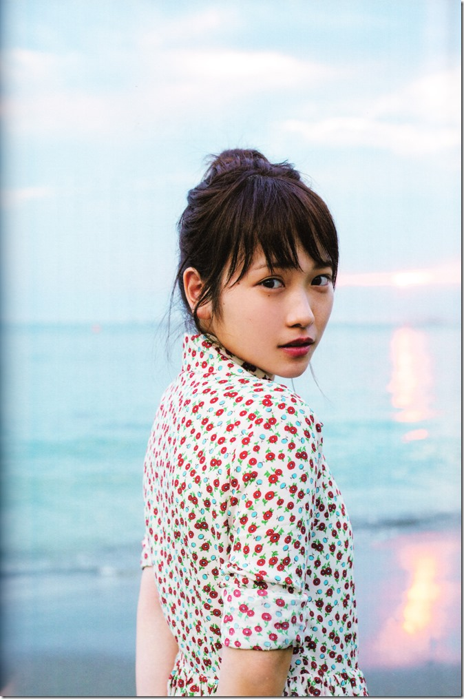 Kawaei Rina First Photo & Essay Book Kore Kara (122)