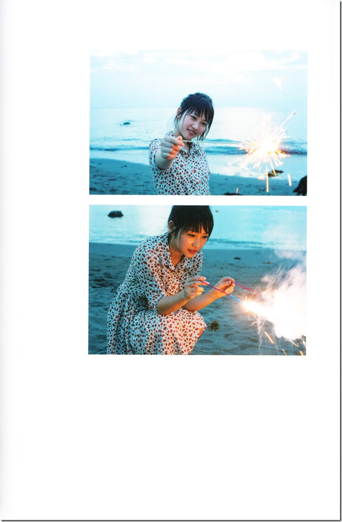 Kawaei Rina First Photo & Essay Book Kore Kara (124)