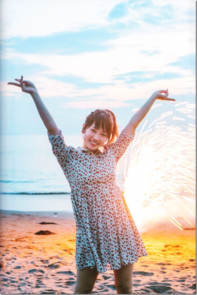 Kawaei Rina First Photo & Essay Book Kore Kara (126)