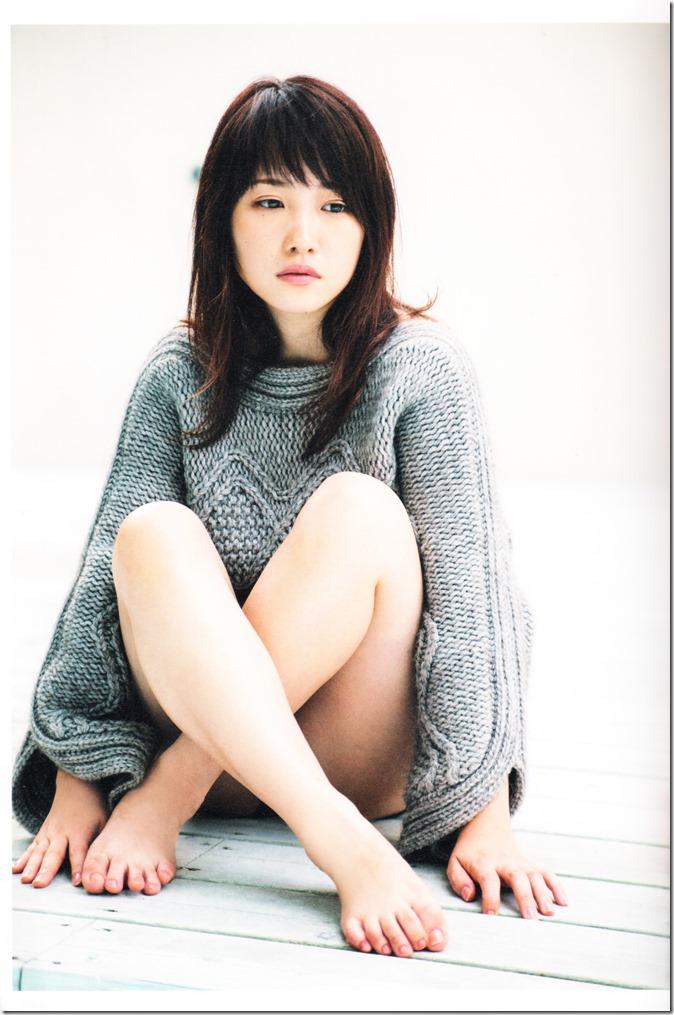 Kawaei Rina First Photo & Essay Book Kore Kara (13)