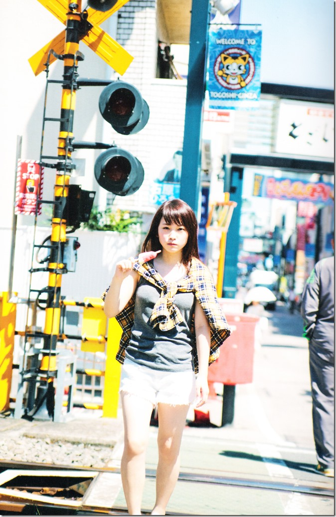 Kawaei Rina First Photo & Essay Book Kore Kara (21)