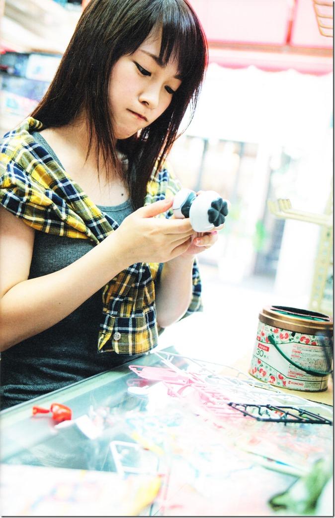 Kawaei Rina First Photo & Essay Book Kore Kara (24)