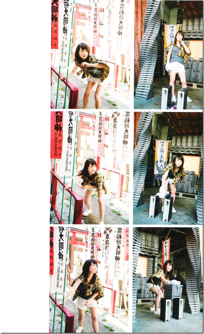 Kawaei Rina First Photo & Essay Book Kore Kara (26)