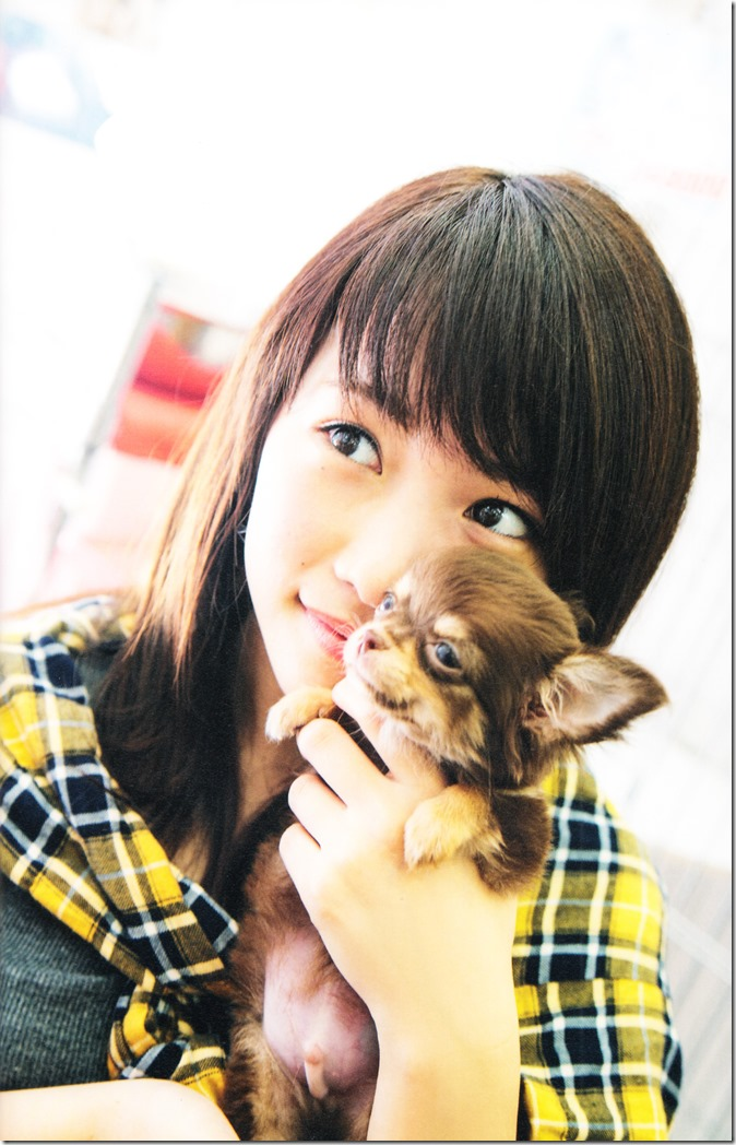 Kawaei Rina First Photo & Essay Book Kore Kara (28)