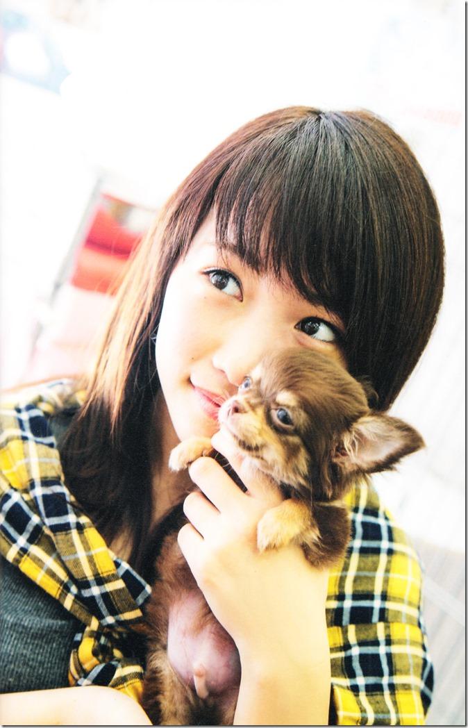 Kawaei Rina First Photo & Essay Book Kore Kara (28)