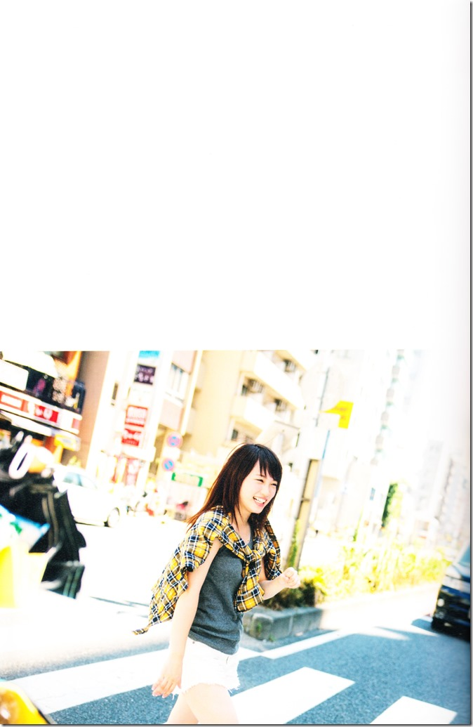 Kawaei Rina First Photo & Essay Book Kore Kara (29)