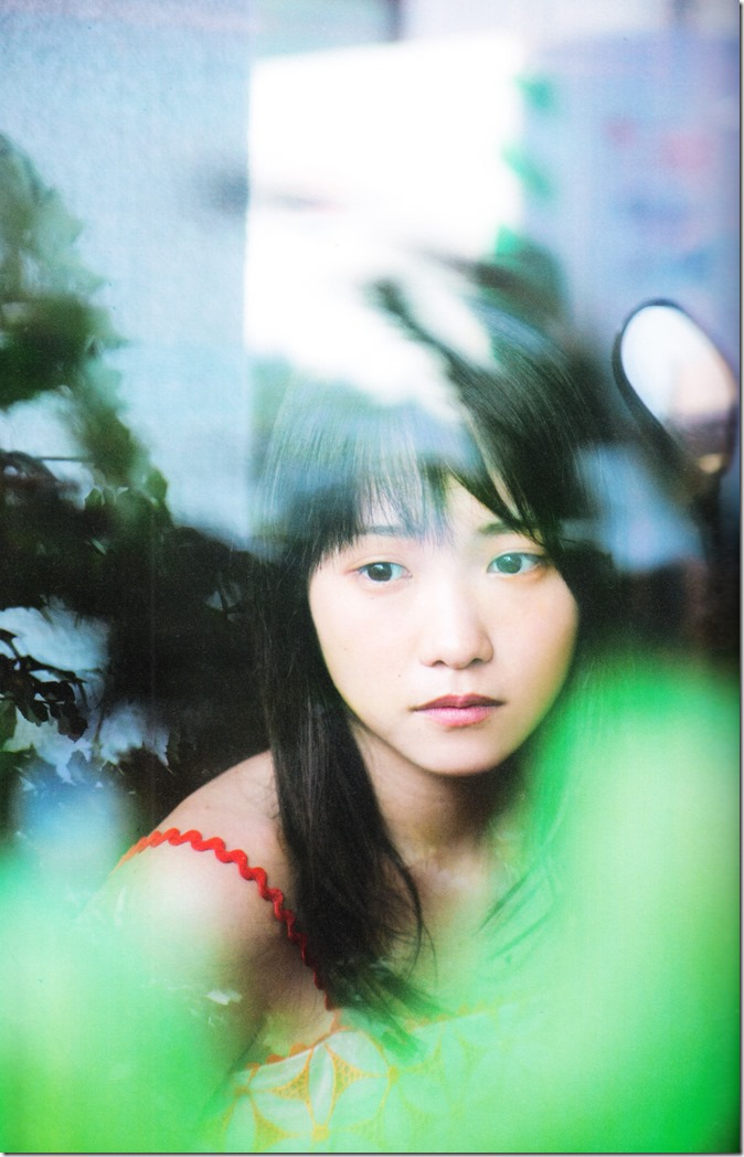 Kawaei Rina First Photo & Essay Book Kore Kara (39)