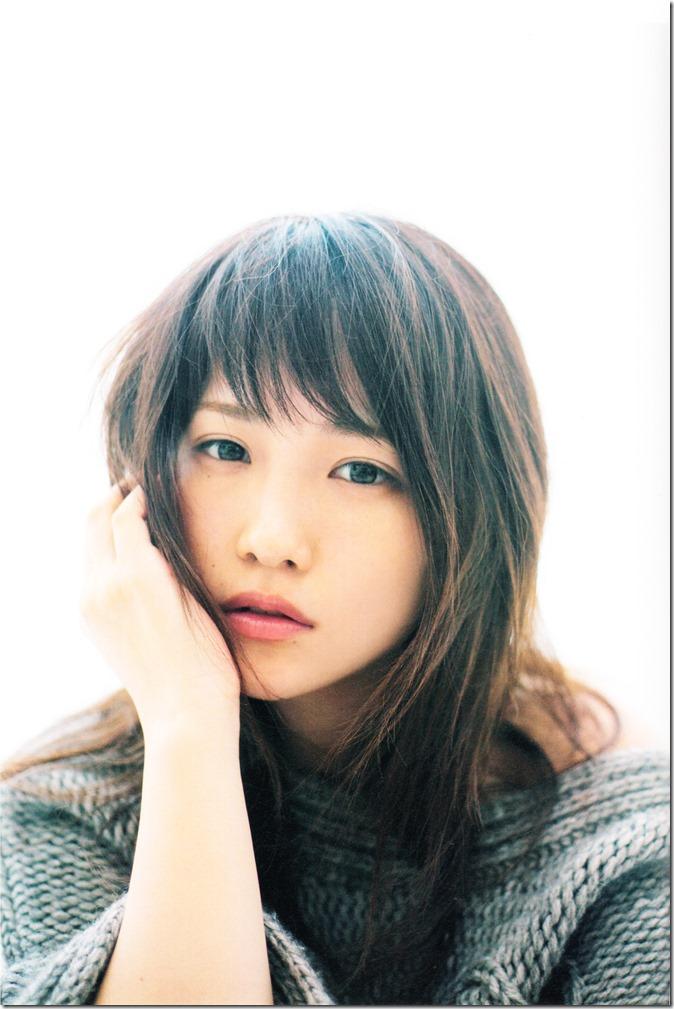 Kawaei Rina First Photo & Essay Book Kore Kara (3)