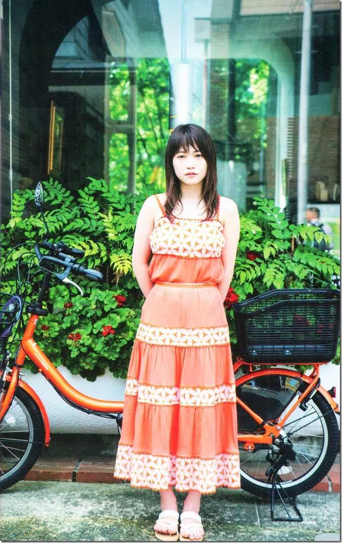 Kawaei Rina First Photo & Essay Book Kore Kara (40)