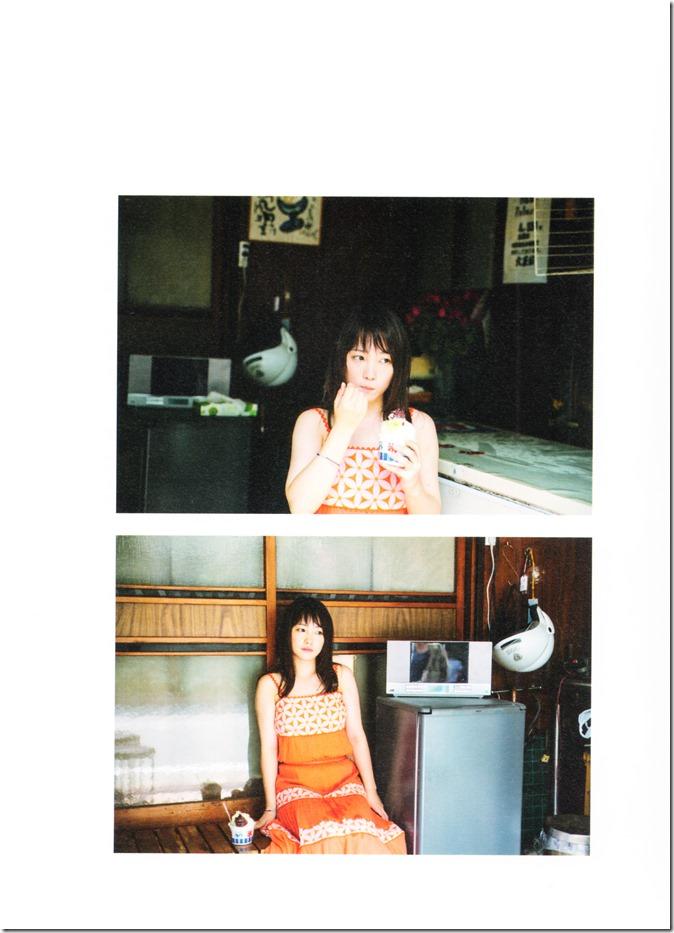 Kawaei Rina First Photo & Essay Book Kore Kara (42)