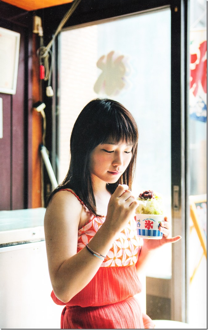 Kawaei Rina First Photo & Essay Book Kore Kara (43)