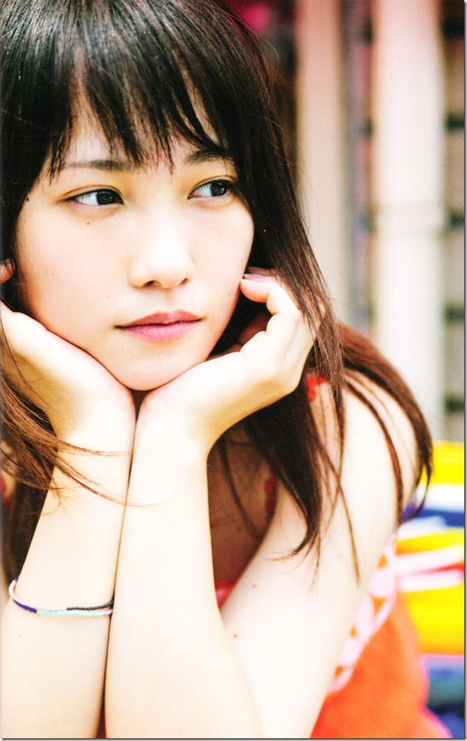 Kawaei Rina First Photo & Essay Book Kore Kara (44)