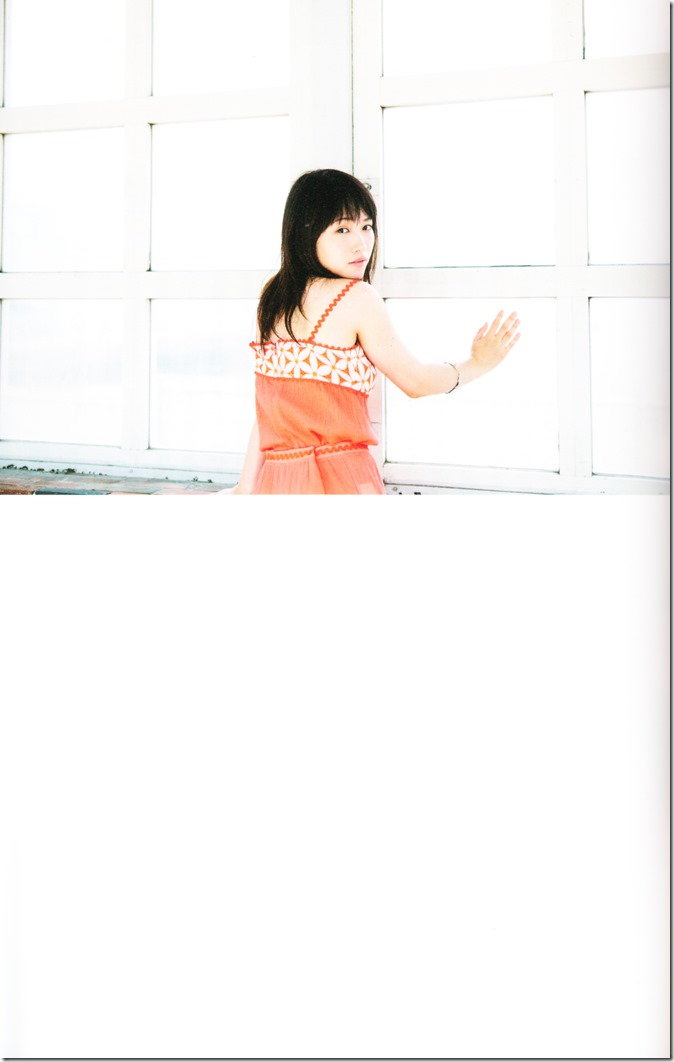 Kawaei Rina First Photo & Essay Book Kore Kara (45)