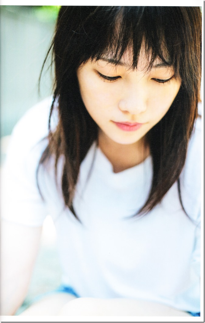 Kawaei Rina First Photo & Essay Book Kore Kara (58)