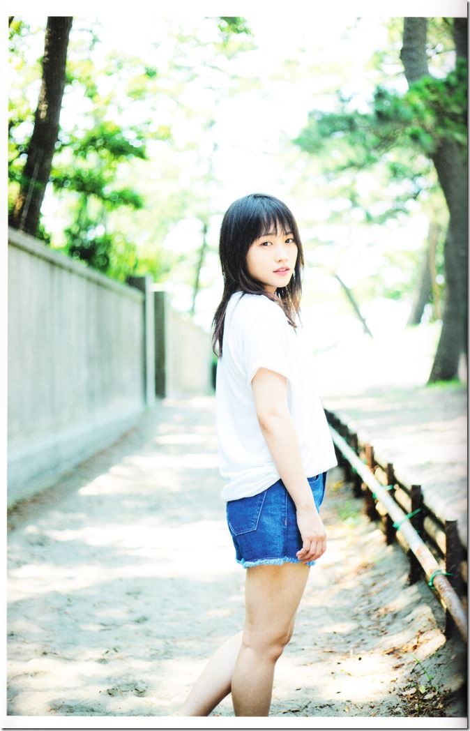 Kawaei Rina First Photo & Essay Book Kore Kara (59)