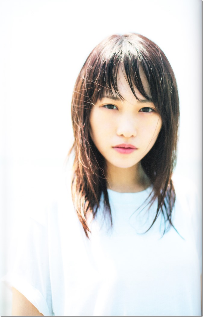 Kawaei Rina First Photo & Essay Book Kore Kara (63)