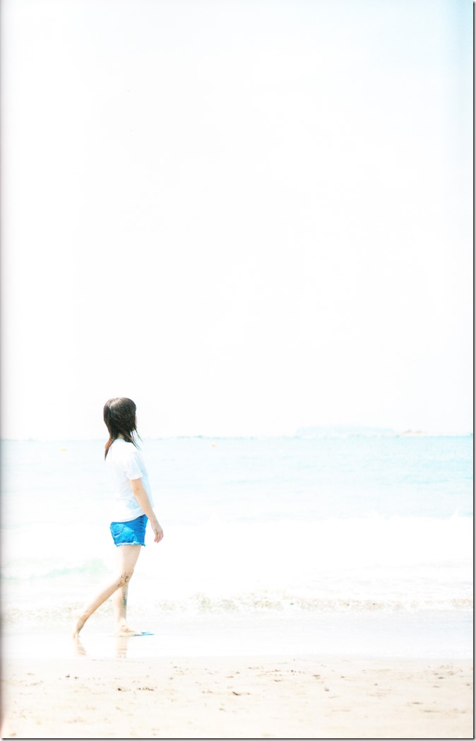 Kawaei Rina First Photo & Essay Book Kore Kara (64)