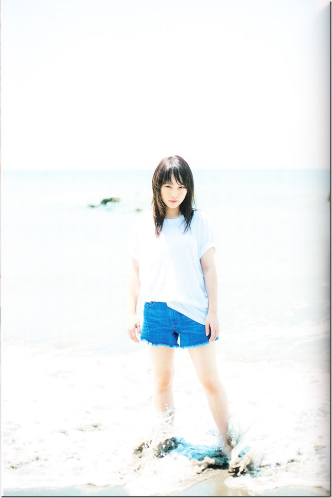 Kawaei Rina First Photo & Essay Book Kore Kara (67)