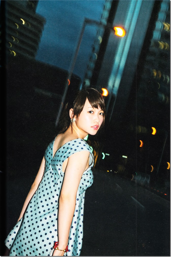 Kawaei Rina First Photo & Essay Book Kore Kara (78)