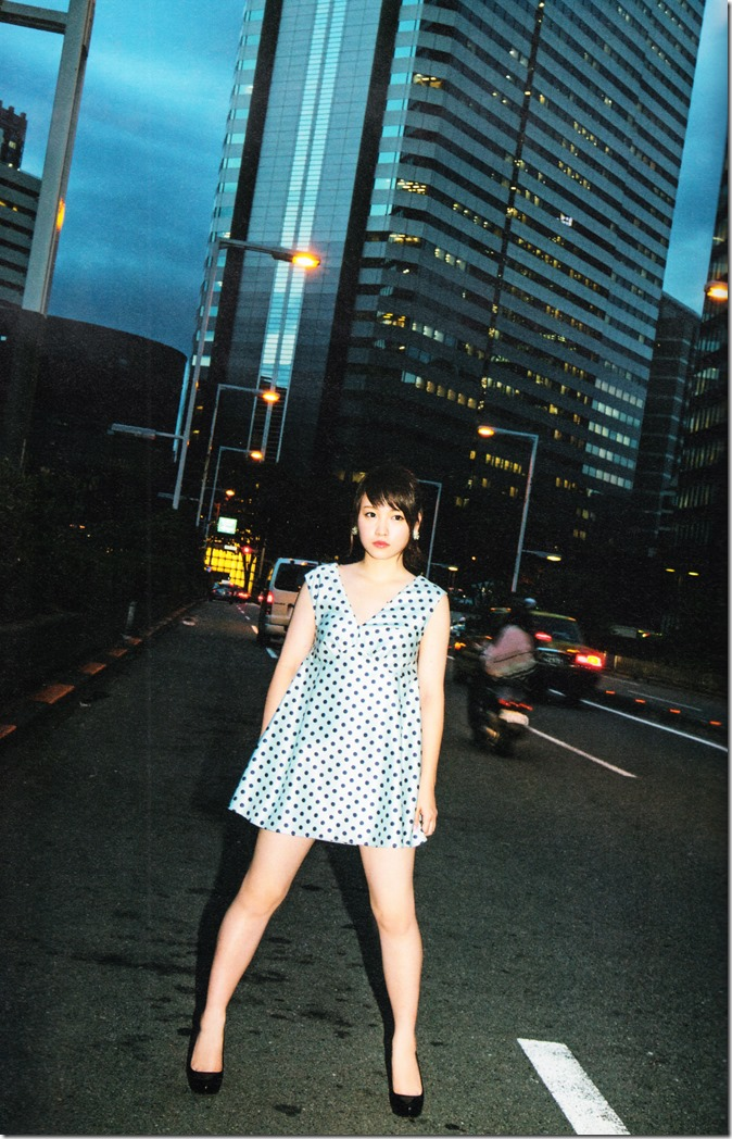 Kawaei Rina First Photo & Essay Book Kore Kara (79)
